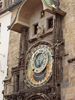Pražký orloj, Prague astronomical clock
