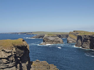 Cliffs of Kilkee, Clare