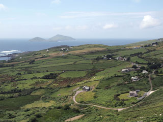 Scariff & Deenish islands from Farraniaragh, Kerry