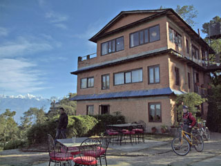 Nagarkot, Hotel at the End of the Universe