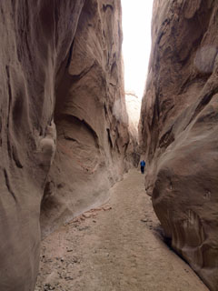 Dry Fork Canyon, Grand Staircase