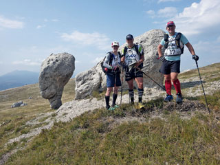 52:36:33 from start, stage 8, trekking, mandatori photo from CP 37